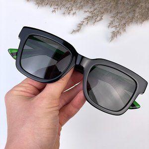 🔥 Gucci Sunglasses GG0001S 006 Men